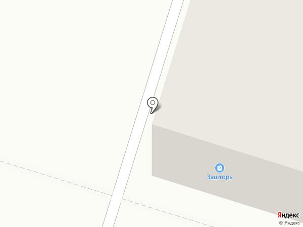 Red на карте Нижнего Тагила