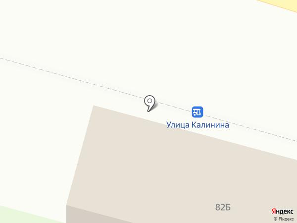 Калинка на карте Нижнего Тагила