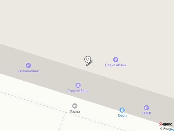 Миллор на карте Нижнего Тагила