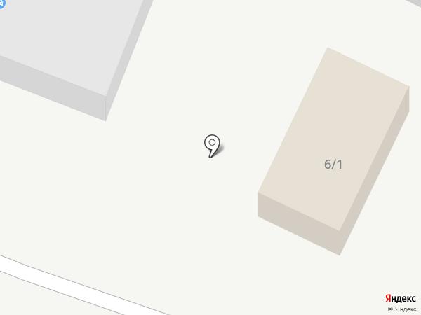 Металлобаза на карте Миасса