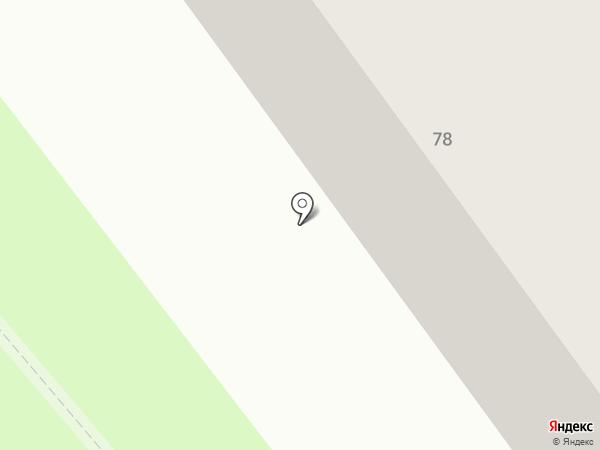 Транспортная компания на карте Миасса
