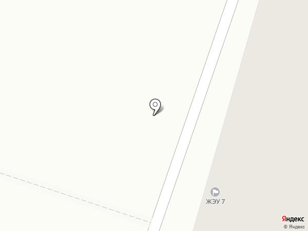 Расчетный центр на карте Нижнего Тагила