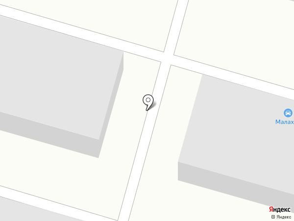 Малахит на карте Нижнего Тагила