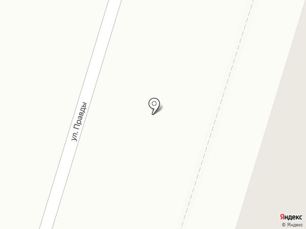 Арго на карте Нижнего Тагила