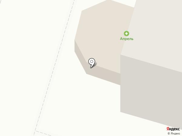 Блесна на карте Нижнего Тагила