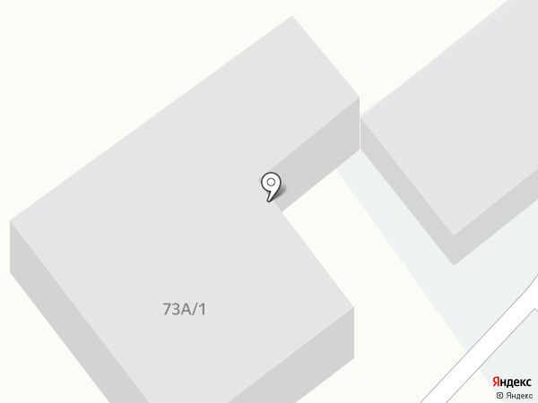 На Рассвете на карте Миасса