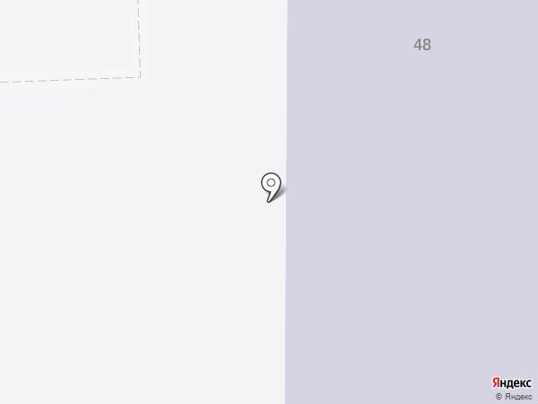 Средняя общеобразовательная школа №30 на карте Миасса