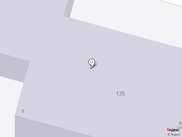 Детский сад №160 на карте Нижнего Тагила