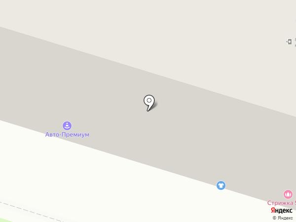 РАЙ на карте Нижнего Тагила