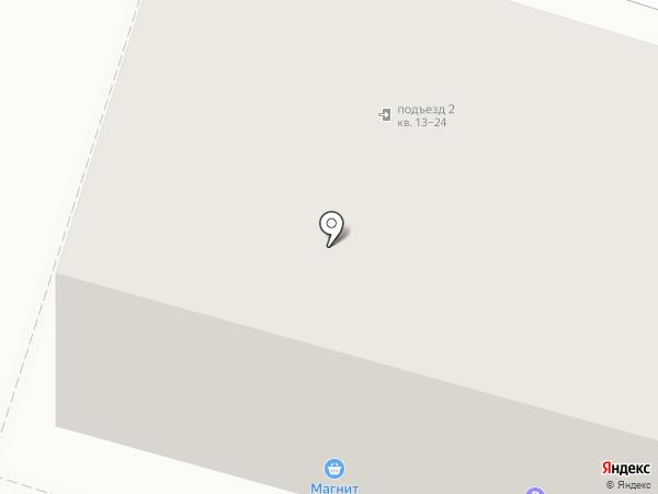 Магазин автозапчастей на ул. Тимирязева на карте Нижнего Тагила