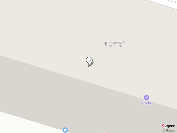 Zefir на карте Нижнего Тагила
