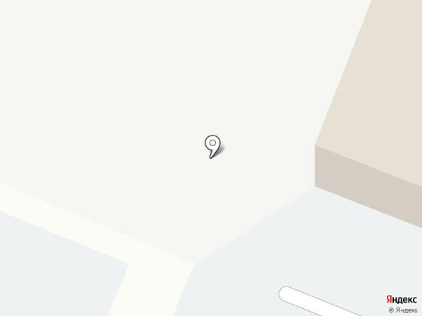 Предприятие автомобильного транспорта №7 на карте Миасса