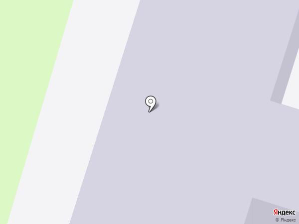 Специализированный дом ребенка №8 на карте Нижнего Тагила