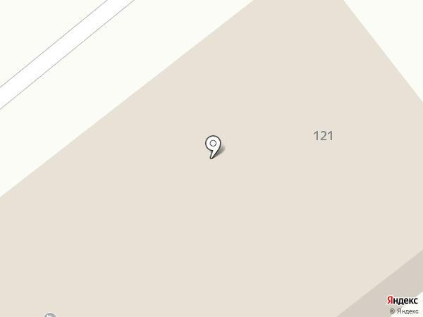 Лотор на карте Миасса