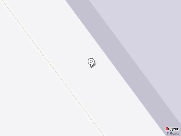 Средняя общеобразовательная школа №22 на карте Миасса