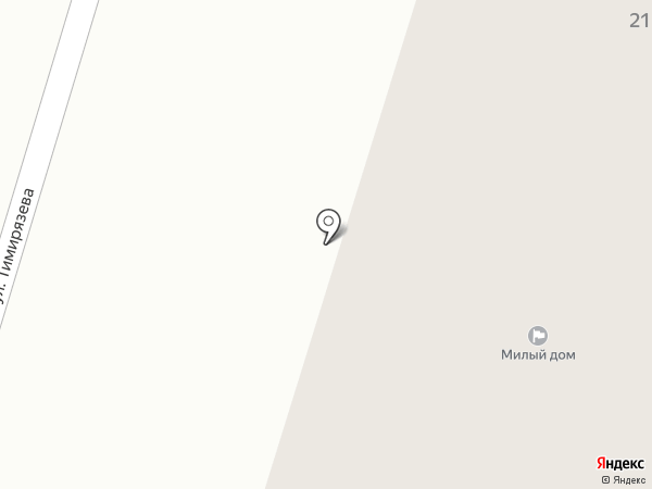 Росмарк-Сталь на карте Нижнего Тагила