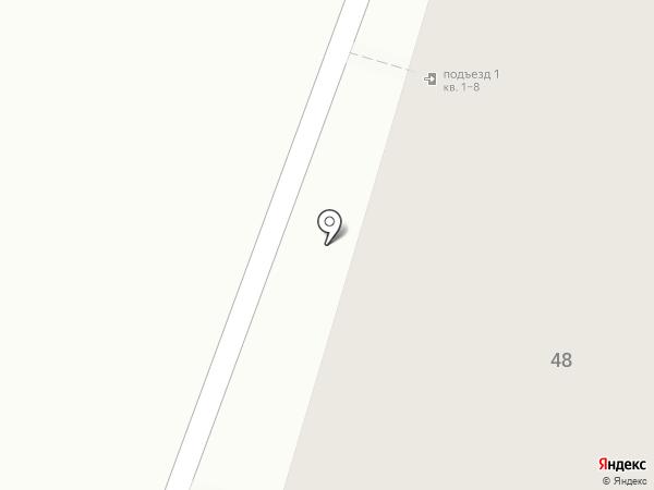 Аут-Авто на карте Нижнего Тагила