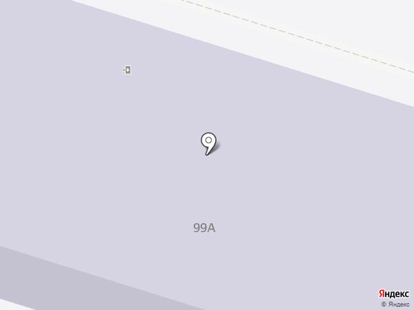 Детский сад №59 на карте Нижнего Тагила