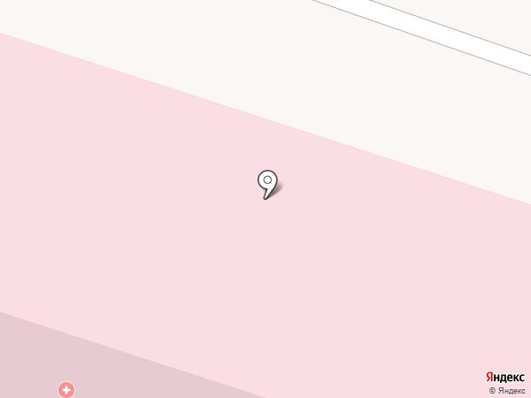 Родильный дом на карте Нижнего Тагила