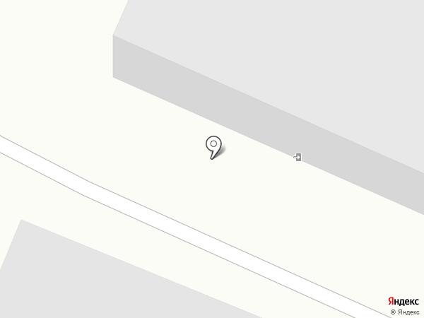 Магазин автозапчастей для ГАЗ на карте Миасса