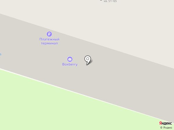 САНДАЛИ.ТУР на карте Нижнего Тагила