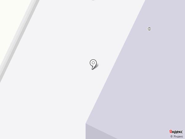 Челябинский государственный университет на карте Миасса
