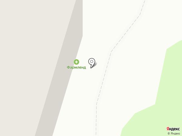 Сладкая лавка на карте Нижнего Тагила