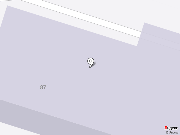 Детский сад №183 на карте Нижнего Тагила