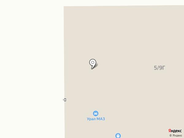 Интерком на карте Миасса