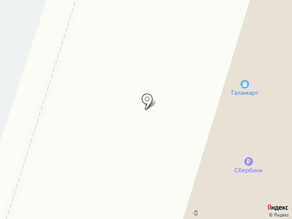 ГАЛАМАРТ на карте Нижнего Тагила