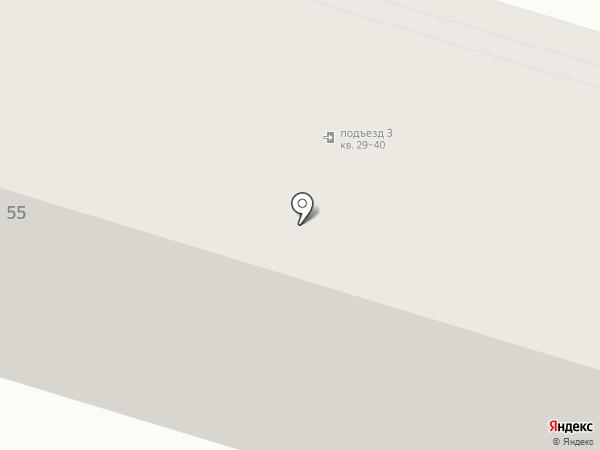 Мария на карте Нижнего Тагила