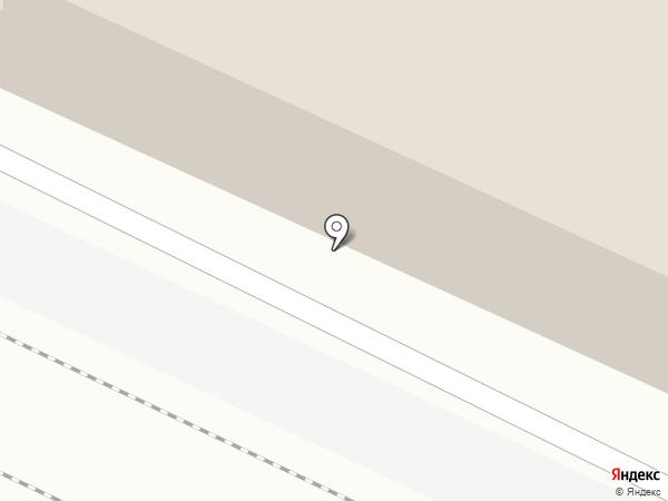Миасс-1 на карте Миасса