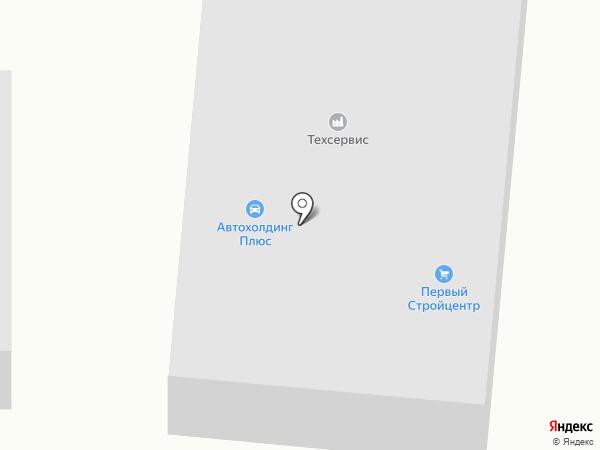 Вита на карте Миасса