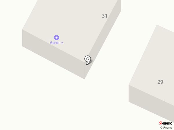 Мастерская сварочных работ на карте Миасса