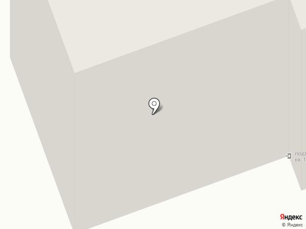 Золушка на карте Миасса