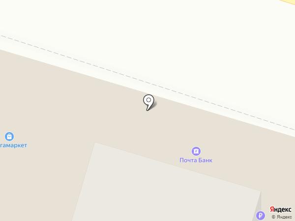Почтовое отделение №52 на карте Нижнего Тагила