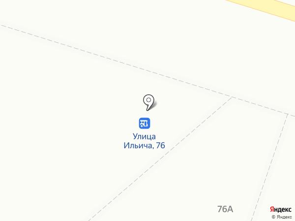 Вода-воз на карте Нижнего Тагила