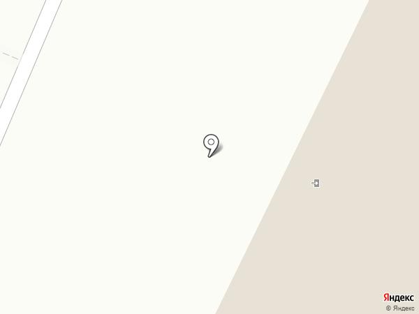 Алые паруса, МКУ на карте Миасса