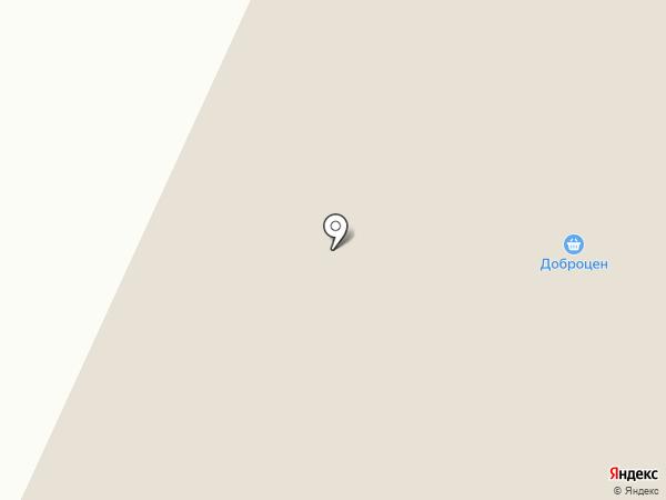 Солнечный Магадан на карте Миасса