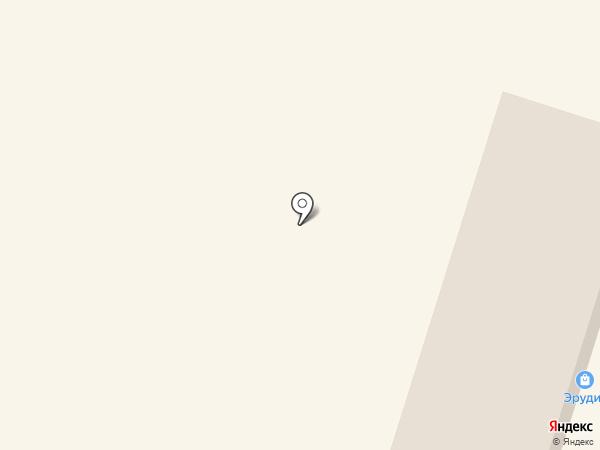 Эрудит на карте Нижнего Тагила