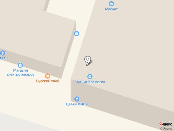 ATX на карте Нижнего Тагила