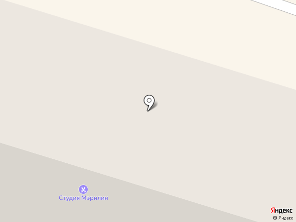 Юла на карте Нижнего Тагила