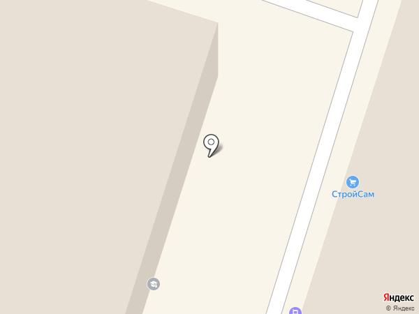 Сервисный центр на карте Нижнего Тагила
