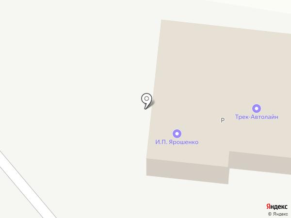 Компания по заказу автобусов на карте Миасса