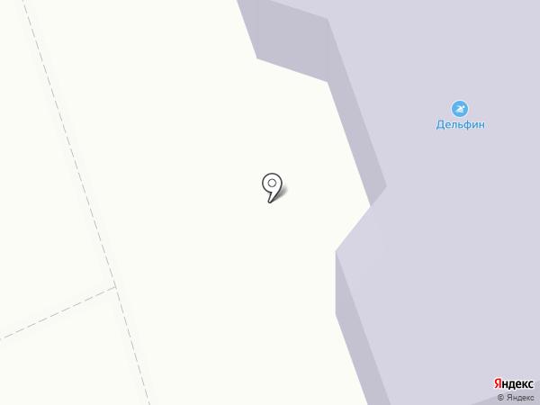 Бассейн на карте Миасса
