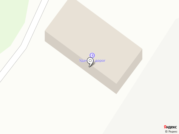 Удачных дорог на карте Миасса