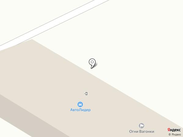 Домоуправление №9 на карте Нижнего Тагила