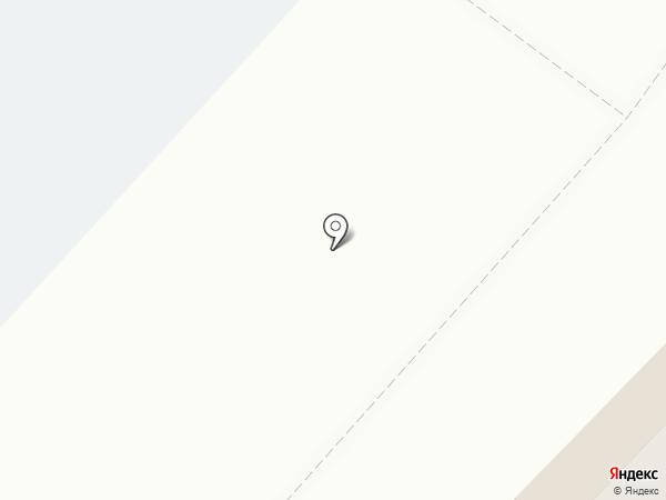 Автогамма на карте Нижнего Тагила