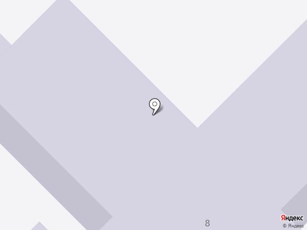 Детский сад №179 на карте Нижнего Тагила