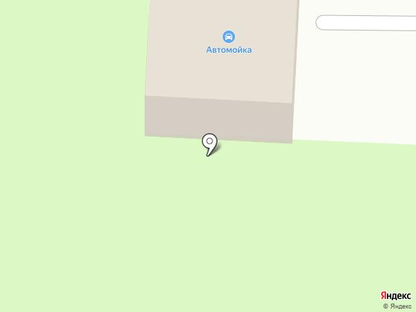 Автомоечный комплекс на Попова на карте Миасса